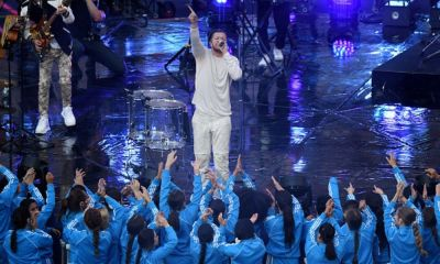 'Imagine Dragons' en la final de la Champions