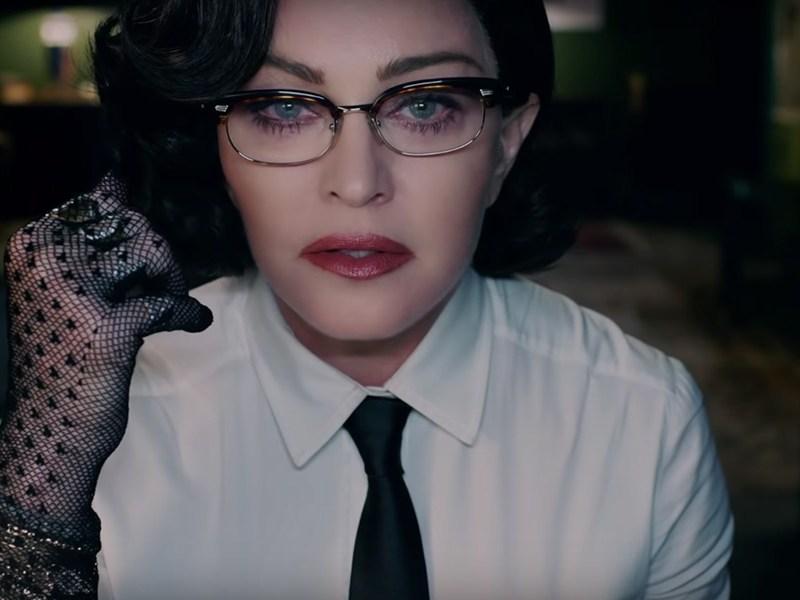 'God Control' de Madonna