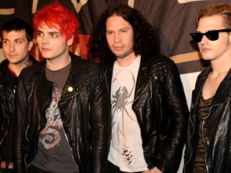 Reunión de 'My Chemical Romance'