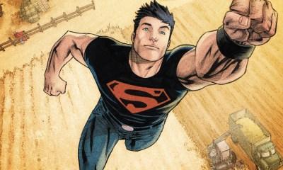 imágenes de 'Superboy' y 'Krypto' en 'Titans'
