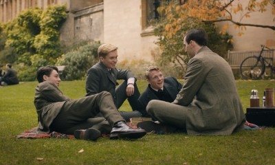 'Tolkien' la película biográfica