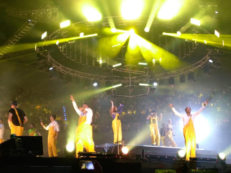 '90's Pop Tour' conquistó la Ciudad de México