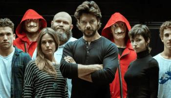 Nuevos personajes de 'La Casa de Papel 3'