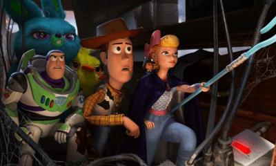 Datos de 'Toy Story 4'