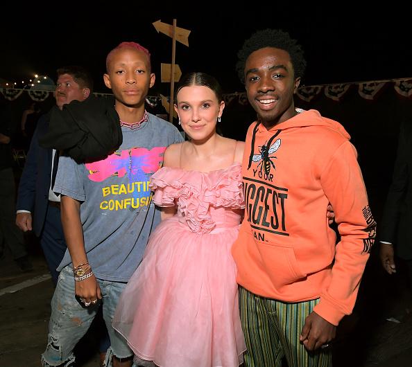 Millie Bobby Brown roba miradas en premiere de 'Stranger Things 3' gettyimages-1158975747-594x594