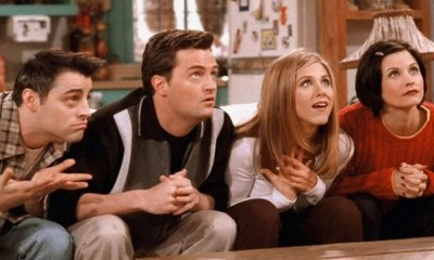 'Friends' tendrá su parque de diversiones