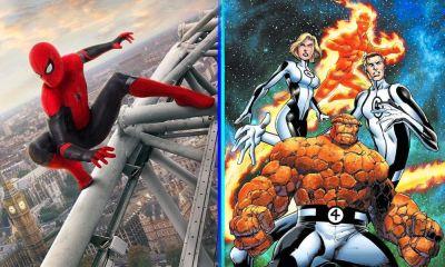 'Spider-Man_ Far From Home' presentó a los 'Fantastic Four'