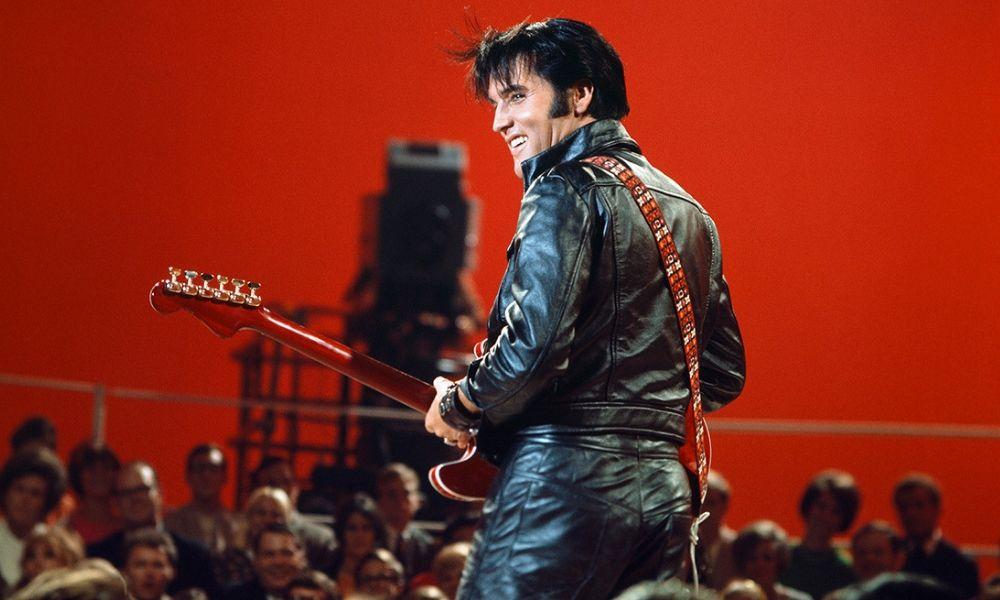 Austin Butler interpretará a Elvis Presley