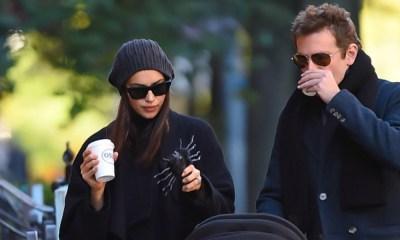 Bradley Cooper e Irina Shayk acuerdan custodia