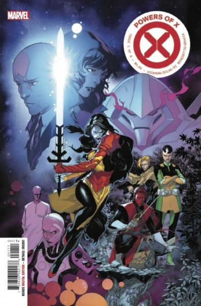 Esta es la otra forma en que 'X-Men' podrían integrarse al 'MCU' COVER-1