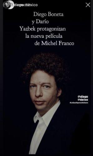 Diego Boneta protagonizará nuevo proyecto, ¿se olvidó de ser 'El Sol'? Diego-Boneta-IG-Storie-298x500