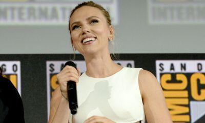 """El tatuaje """"secreto"""" de Scarlett Johansson (1)"""