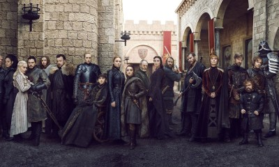 Elenco original en precuela de 'Game of Thrones'
