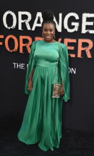 """Así lucieron las """"reclusas"""": Última alfombra negra de 'Orange Is The New Black' Orange-Is-The-New-Black-Premiere-3-300x500"""