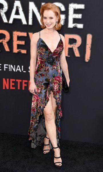 """Así lucieron las """"reclusas"""": Última alfombra negra de 'Orange Is The New Black' Orange-Is-The-New-Black-Premiere-7"""