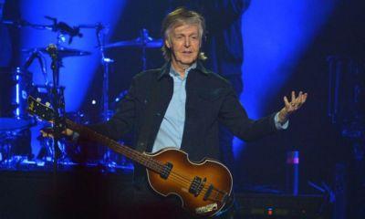 Paul McCartney planea su primer musical