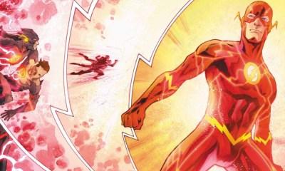 Película y protagonista de 'Flash'