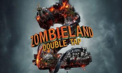Póster oficial de 'Zombiland Double Tap'