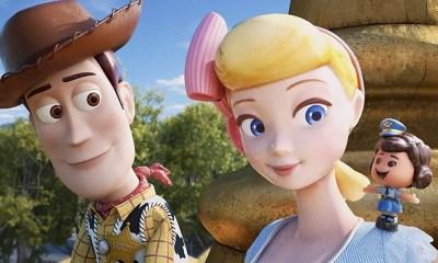 Juguetes que inspiraron 'Toy Story 4'