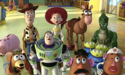 Disney eliminó una escena de 'Toy Story'
