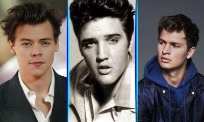 candidatos para protagonizar la biopic de Elvis Presley
