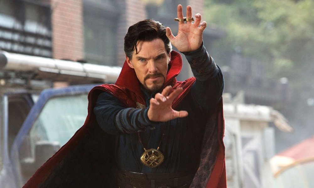 'Doctor Strange in the Multiverse of Madness'