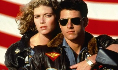 Chamarra de Tom Cruise en 'Top Gun: Maverick'