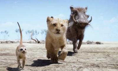 'The Lion King' sigue liderando las taquillas