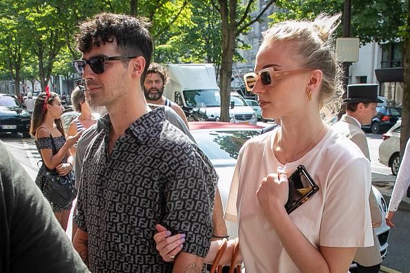 Este es el paradisíaco lugar donde pasan su segunda luna de miel Joe Jonas y Sophie Turner gettyimages-1158034182-594x594