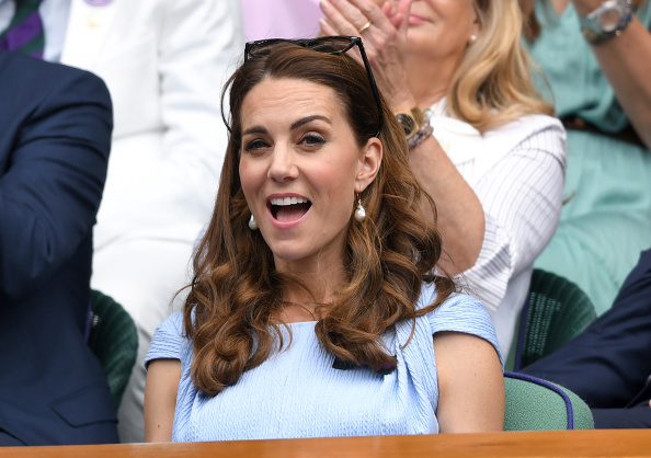 La realeza en aprietos: ¿Kate Middleton se puso botox? gettyimages-1162059521-594x594