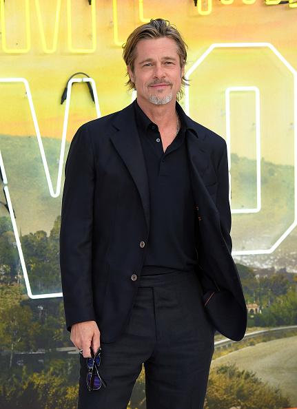 "Robbie, DiCaprio y Pitt se ""roban"" la premiere de 'Once Upon a Time in Hollywood' en Londres gettyimages-1165210655-594x594"