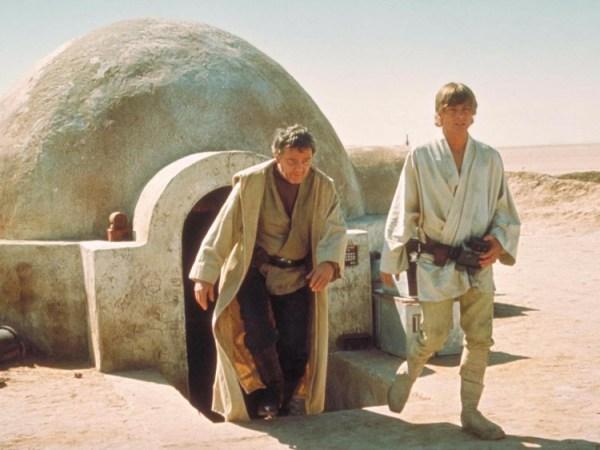 Kanye West y su manera 'Jedi' de ayudar a las personas sin hogar luke-lars-tatooine-600x450