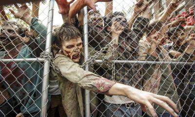 zombies de 'The Walking Dead'