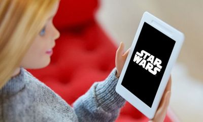 'Barbie' colabora con 'Star Wars'