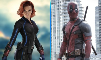 Black Widow y Deadpool coinciden en el MCU
