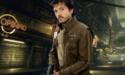 Diego Luna regresará a 'Star Wars'