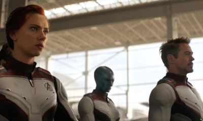 Football de papel en 'Avengers_ Endgame'