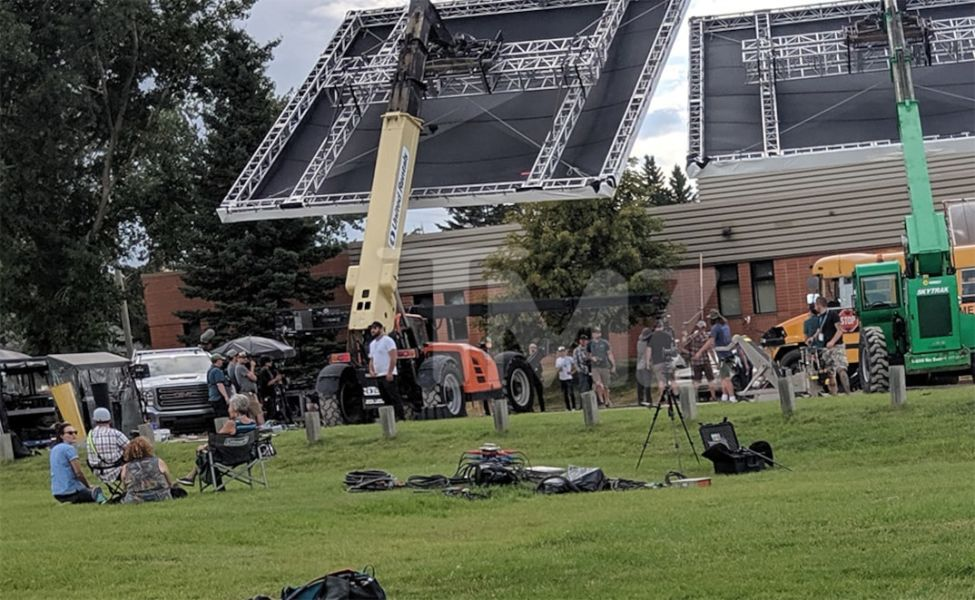 Filtran primeras imágenes de 'Ghostbusters 2020' en el set de grabación Ghostbusters-Sneak-Peek-03