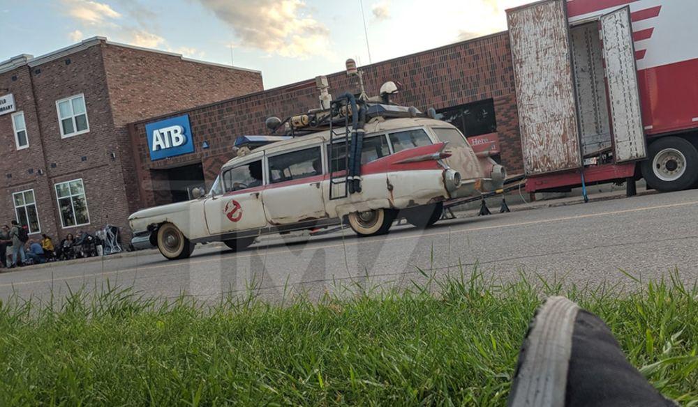 Filtran primeras imágenes de 'Ghostbusters 2020' en el set de grabación Ghostbusters-Sneak-Peek-06