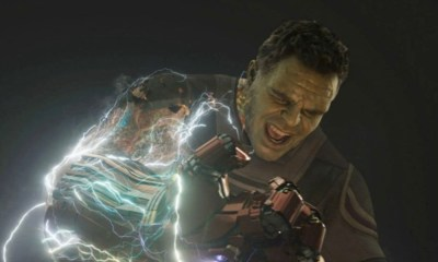 Hulk nunca recuperará su brazo