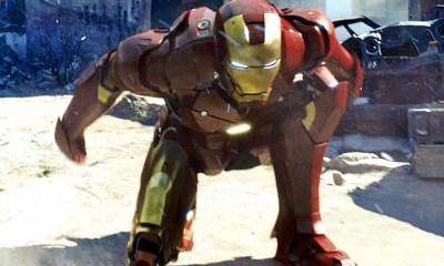 Primer póster de 'Iron Man'