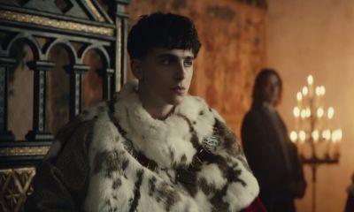 Lanzan trailer para 'The King'