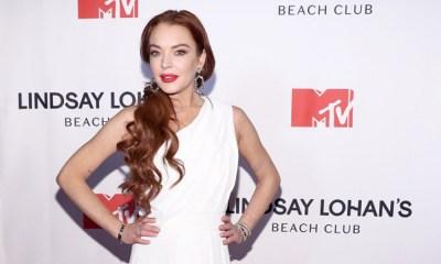 Lindsay Lohan lanzó nueva canción