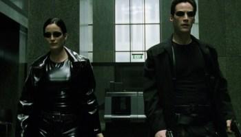 Keanu Reeves protagonizará 'Matrix 4'