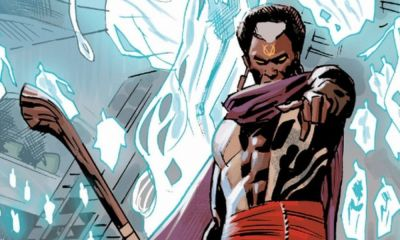 Mustafa Shakir como 'Brother Voodoo'