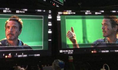 Robert Downey Jr. grabó escena final del 'Endgame' donde audicionó