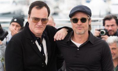 Tarantino y Brad Pitt vendrán a México
