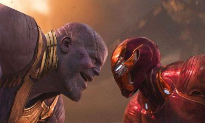 Thanos ya conocía a Tony Stark