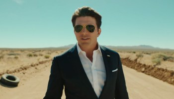 Tom Cruise quiere ser presidente de Estados Unidos