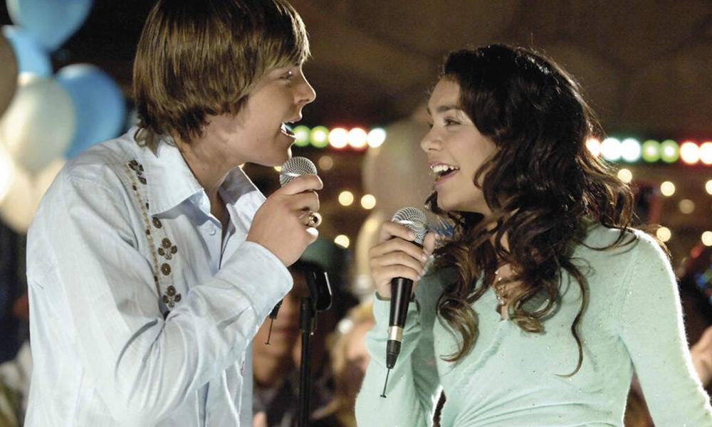 Protagonistas de la nueva serie de 'High School Musical'